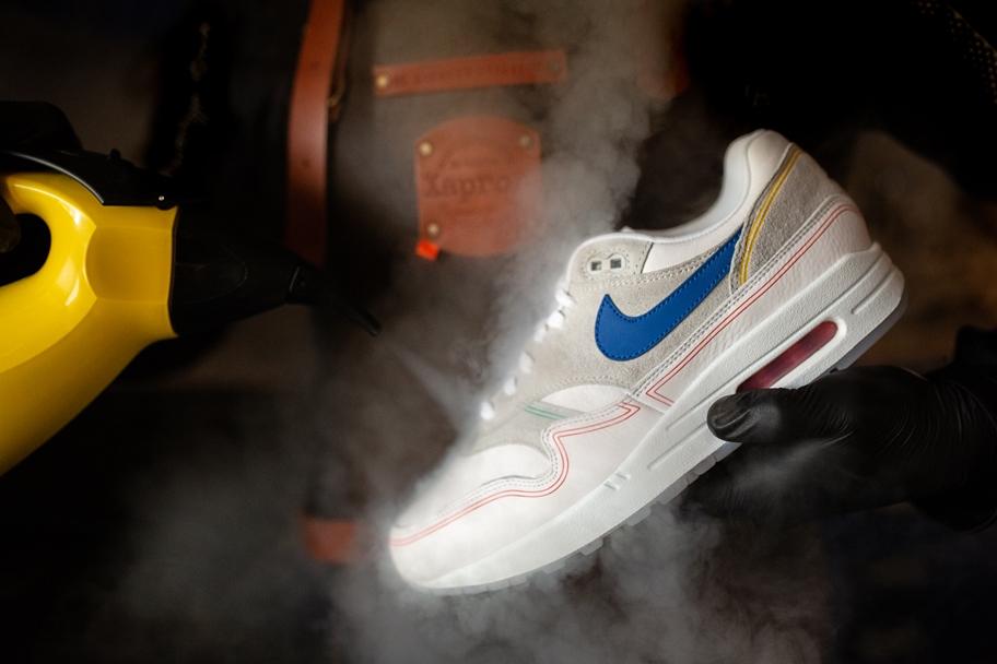 pre loved sneaker
